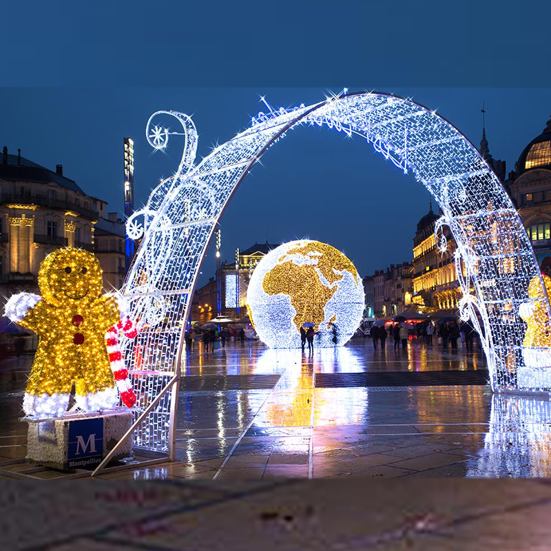 Large outdoor christmas light arch large outdoor christmas light large outdoor christmas light arch large outdoor christmas light arch suppliers and manufacturers at alibaba mozeypictures Choice Image