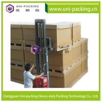Tri-wall Corrugated Paper Box for Moving Paper IBC Container