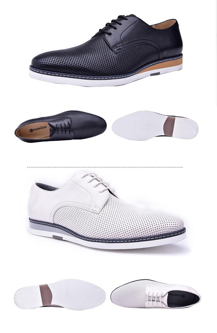 Para Moda Zapatos De Los Nuevo Casuales Estilo Más Italiano Cómodo Y748Iwq