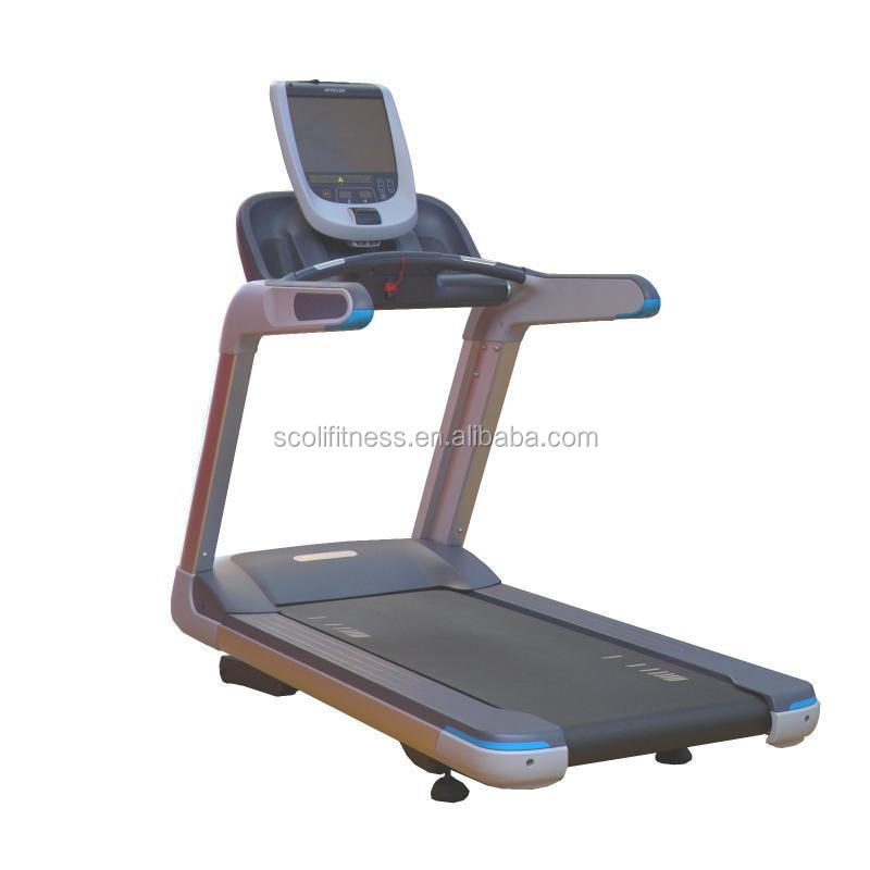 Commerial Gym Treadmill / Runing Machine / indoor runing equipment fitness equipment treadmill