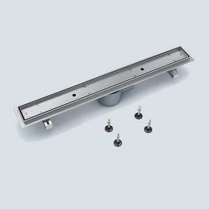 New products stainless steel sanitary floor drain different size
