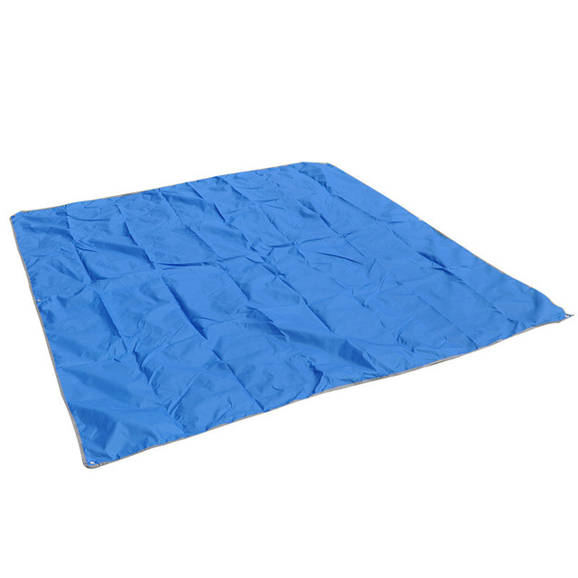 3 4 People Tent Mat Thicken Oxford Cloth Waterproof Rip Stop Sun Shelter Awning Outdoor