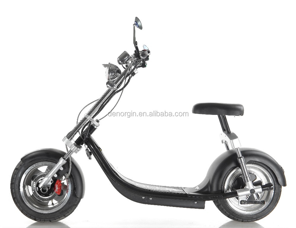 Europe warehouse citycoco electric scooter 1500w 60v 20Ah adult electric mobility scooter motorcycle with CE