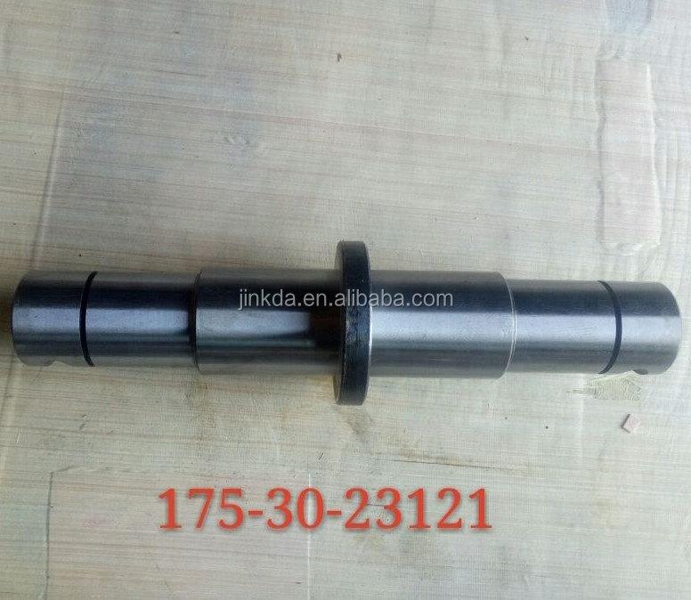 Bulldozer part Idler Shaft 175-30-23121 for Bulldozer D155A-1 and SD32