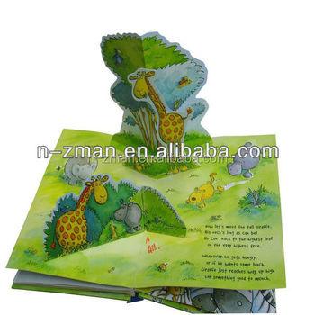 Imprime 3d Livre 3d Livre Avec Le Monde Animal Enfants 3d Livre Buy Livre 3d Pour Enfants Livre 3d Imprime Livre 3d Avec Monde Animal Product On