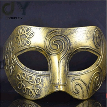 Wholesale Unisex Retro Masquerade Mask Mardi Gras Costume Party Accessory Jazz/Prince Mask
