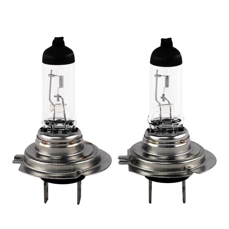 OEM H7 PX26d 12V 100W 3200K Clear serisi Off Road standart araba far halojen ampul UV kuvars marka için otomatik lamba cx-5