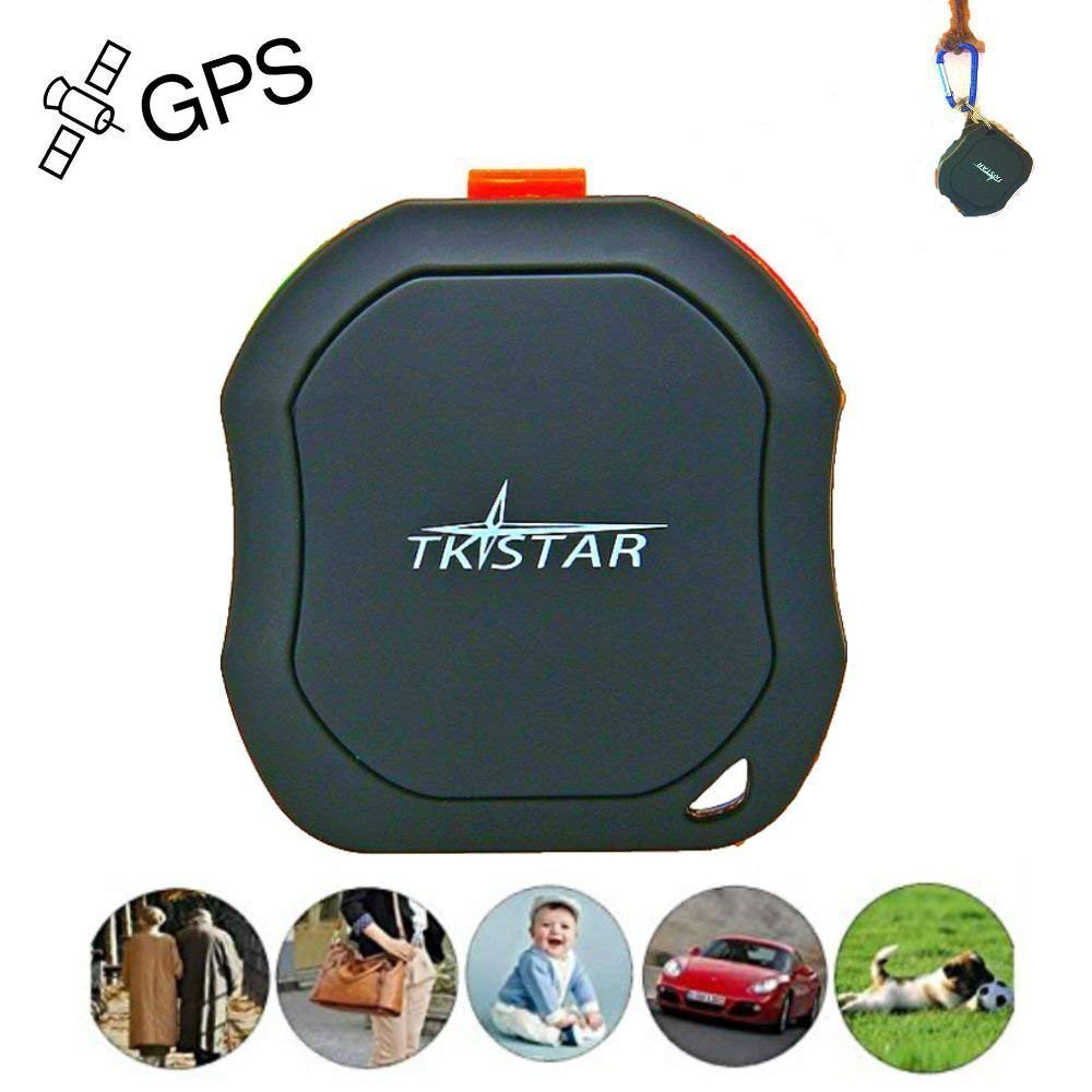 Real Time Tracking GPS,Hangang Tracking Device for Cars/Vehicle /Kids/Pets /Elderly Anti-Lost Location Tracker Remote Monitoring Waterproof - Practical Gifts