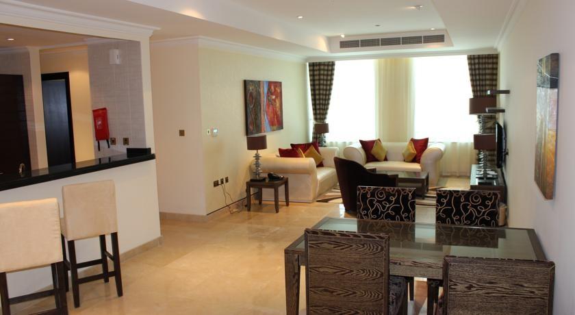 Saudi arabi appartement project meubels waaronder slaapkamer meubilair woonkamer meubels keuken - Meubels set woonkamer eetkamer ...