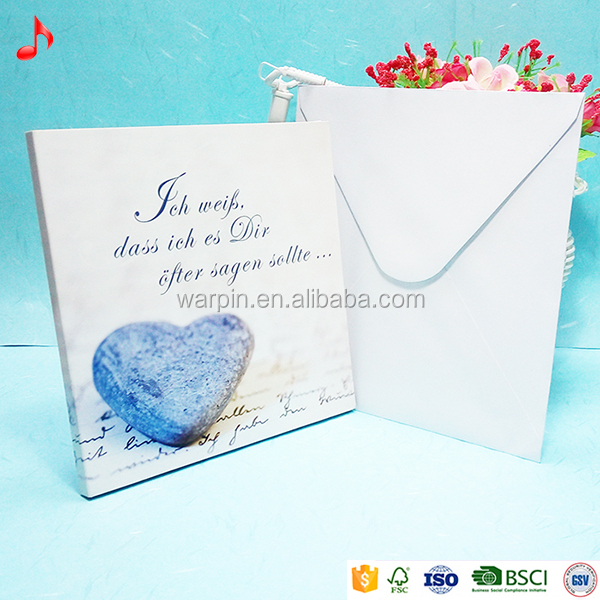 Custom tender thoughts recordable greeting cards with sound module custom tender thoughts recordable greeting cards with sound module m4hsunfo