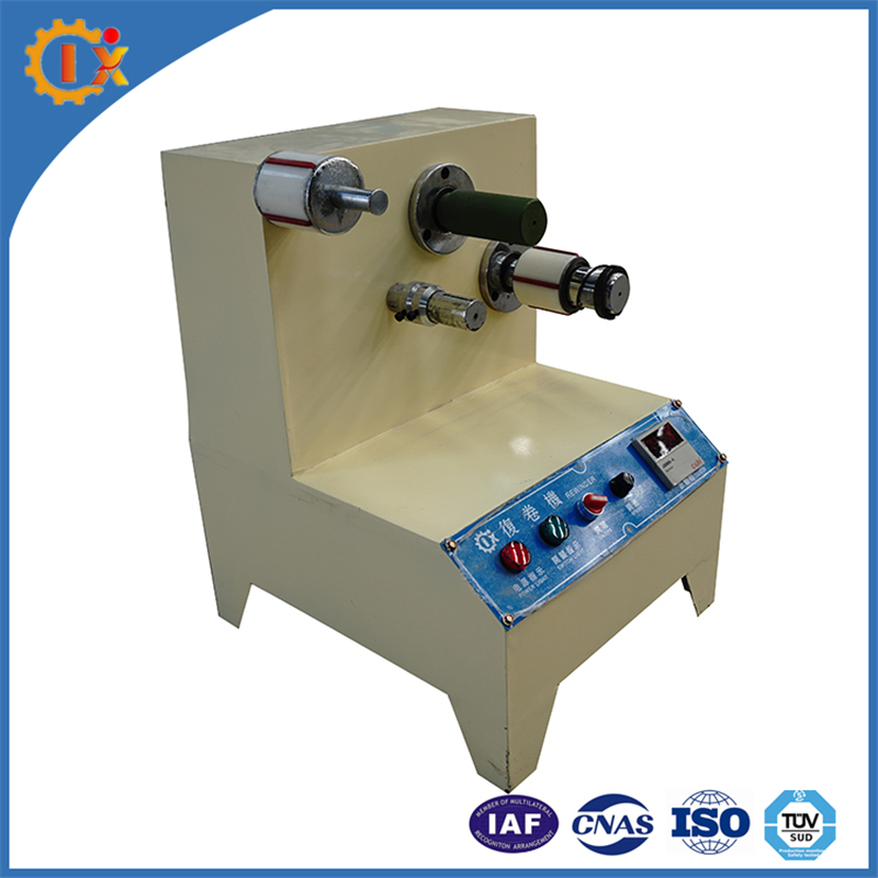 Industrial Small Adhesive Tape Roll Used Slitter Rewinder Machine
