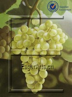 Wholesale Decorative Handmade Modern Canvas Impressionist Still Life Fruit Oil Painting