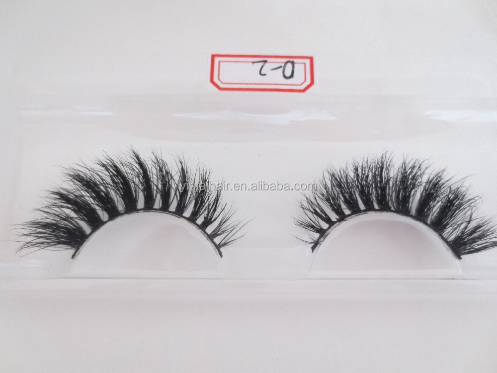Makeup 3D lashes,private label mink fur eyelashes individual silk mink eyelashes extention