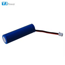Long Cycle Life Factory Pirce 18650 3.7V 3000 mah li-ion Battery with JST connector