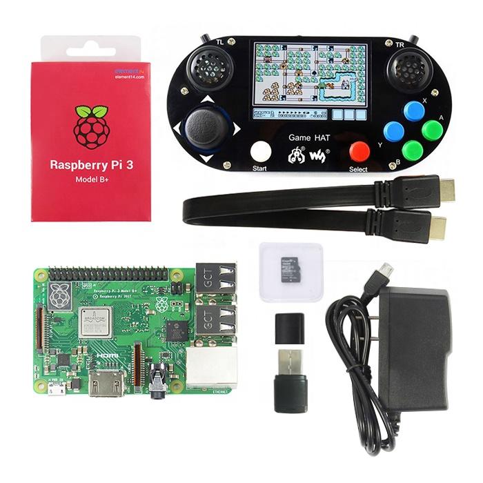 R10 Best Retro Game Console Pi3 Model B Plus Raspberry Pi 3 Game Kit - Buy  Raspberry Pi 3 Game Kit,Raspberry Pi Kit,Raspberry Pi 3 Kit Product on