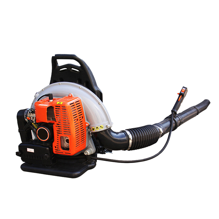 Backpack blower for forest fire prevention