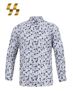2017 women girl dress cheap casual shirt custom size printing long sleeve cotton latest shirt for women t-shirt printing machine