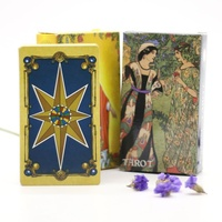 High quality original rider waite tarot card printing custom oracle playing card set
