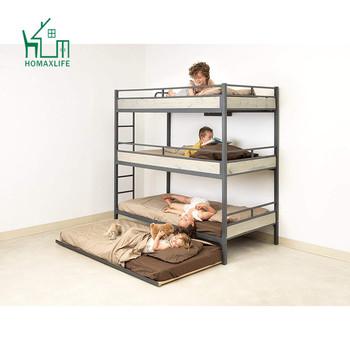 Free Sample Children Bedroom Furniture Sets Kids Bunk Beds With 3 Beds -  Buy Diy Height Mattress Online Shopping Sydney Sale Dimensions Childrens  Bunk ...