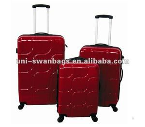 new design luggage trolley