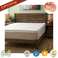 Cheap Shredded Foam manufacturer direct twin size adjustable beds and mattresses