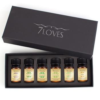 Aromatherapy Diffuser Essential Oil Set Private Label