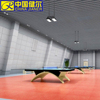 chinese supplier pvc table tennis flooring roll