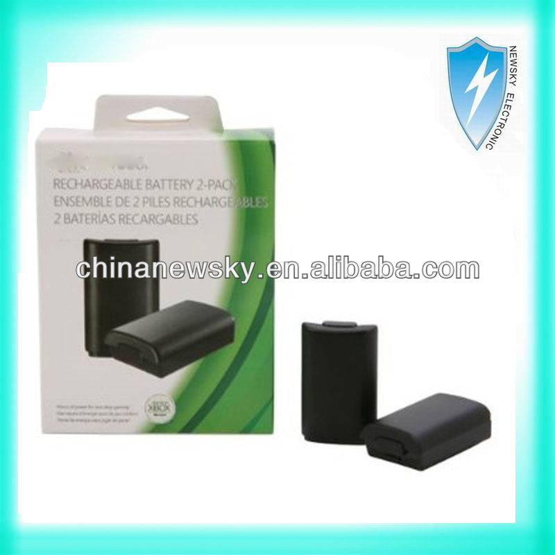 for Xbox 360 Rechargeable Battery 2-Pack