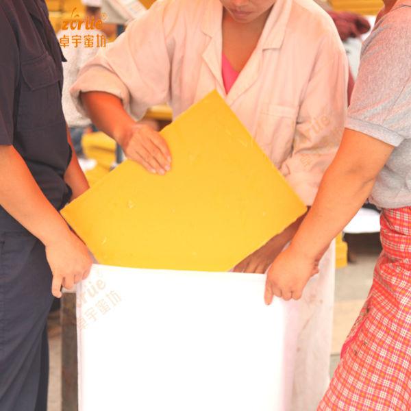 usine approvisionnement en vrac la fabrication de bougies cire cire d 39 abeille huile d 39 origine. Black Bedroom Furniture Sets. Home Design Ideas