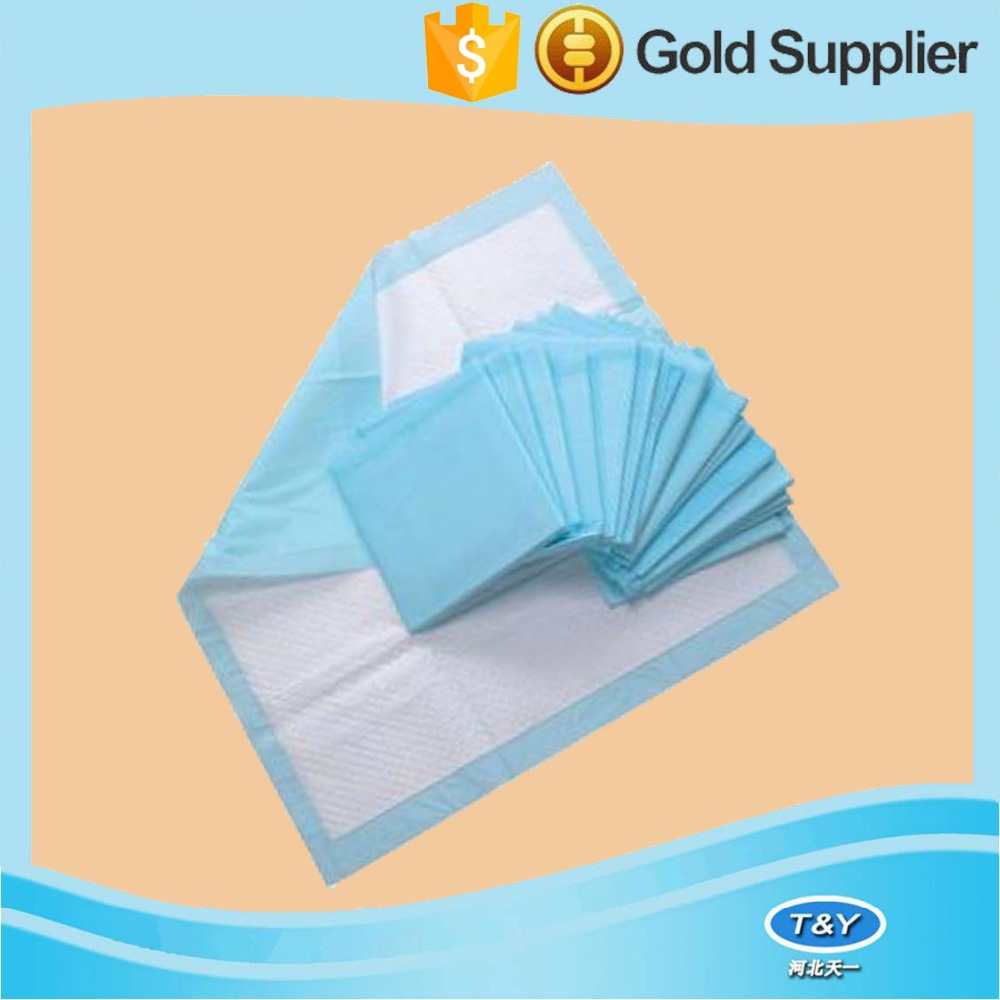 Disposable surgical adult pants bed suture pad disposable for hospital