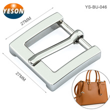 Bags Accessoires Nickel Color Wholesale Metal Pin Buckles