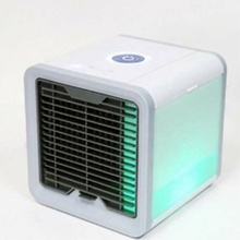 Foshan DDY Hot Koop USB Mini Air Conditioner met Led-verlichting