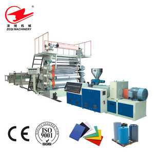 China wholesale PP / PS / PE / ABS decorative board /sheet extrusion machine