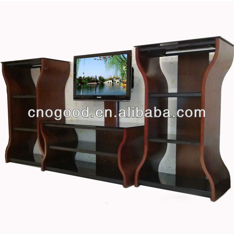 Furniture Design Lcd Tv Table Swivel Design