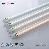 Trade assurance led manufacturer CE IP20 24w 30w smd3528 livarno led tube