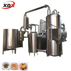 China suppliers Vacuum fryer for fruits and vegetables vacuum frying machine