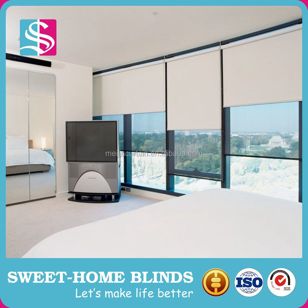 Home Interior Products Roll Up Blinds That Block Out All Light Buy