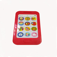 High Quality Custom Service Electronic Mobile Phone Cell Phone Toys for Kids