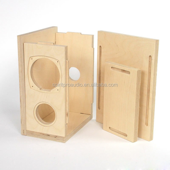 Incroyable China Manufacturer Oem Empty 10 Inch Speaker Box Cabinets Wood For Fostex  Ff105wk Driver Unit   Buy 10 Inch Speaker Box,Empty Bass Speaker ...