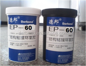 EP-60 General Purpose Structural epoxy adhesive for various materials