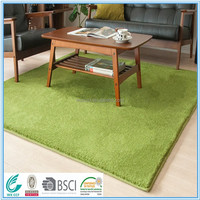 CCF brand Best quality modern polyester microfiber custom sleeping carpet rug mat price