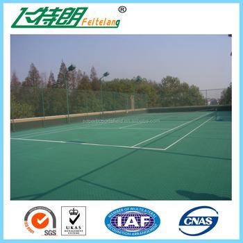 312cf246bb Quadra de tênis Esporte superfícies quadra de basquete playground multi  sports flooring