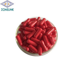 Halal Empty Capsule Pharmaceutical Product Green Drug Gelatin/HPMC/Vigorous Empty Capsule OEM