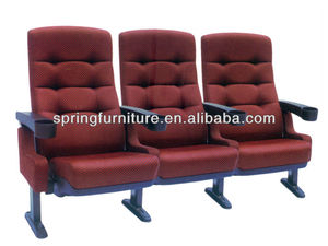comfortable modern home theater seating movable theater seating for sale MP-25