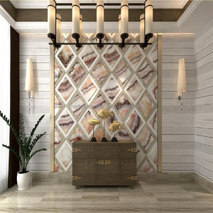 Italy marble picasso tile for indoor background wall