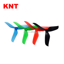 KNT Latest Tri Translucent CW CCW 6048 airplane propeller for RC Scale Model