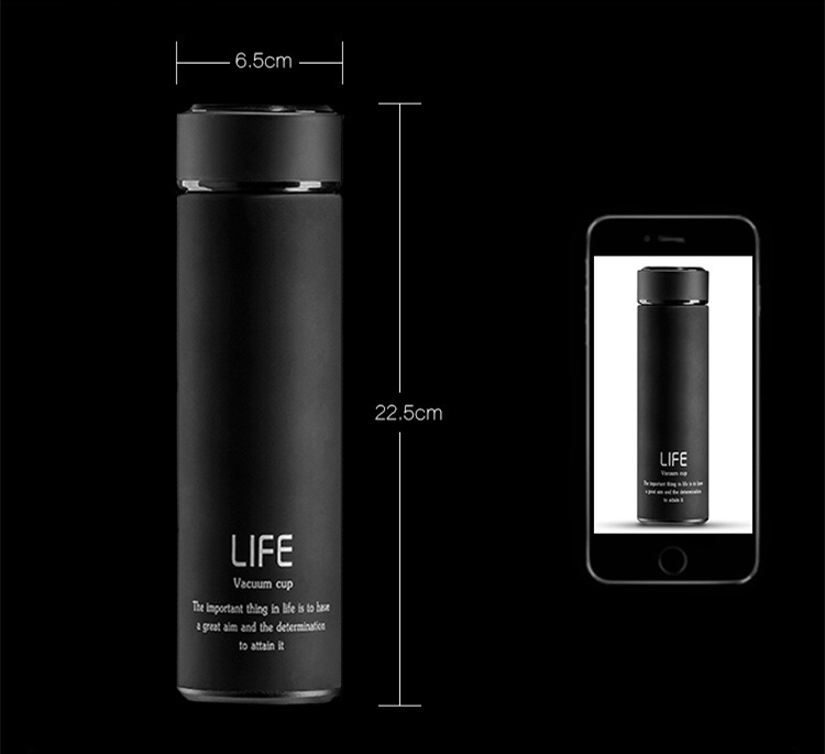 2017 Hot New Products 500ml Stainless Steel Thermos Vacuum Flask