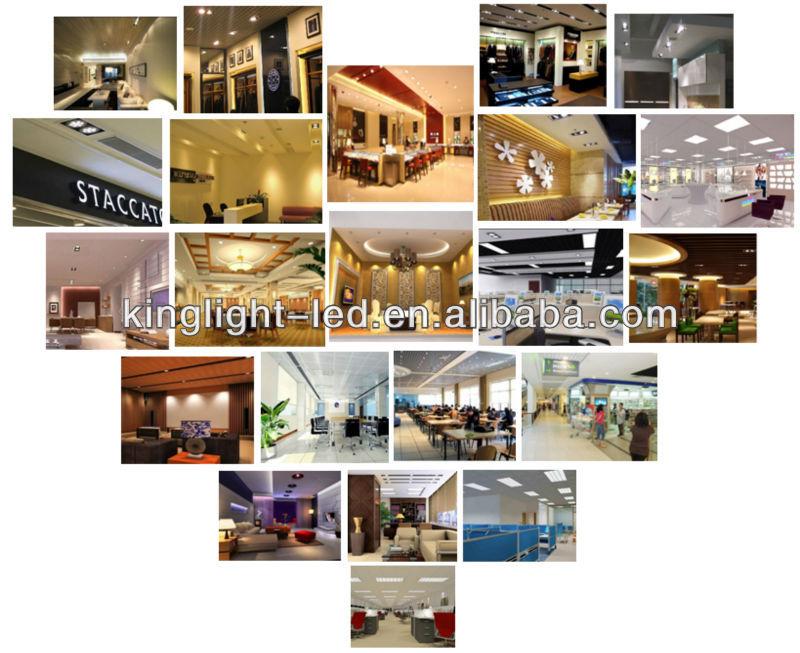 הקו מושעה אורות אורות מסלול רכבת תאורת מערכת led עבור מסעדת מלון ובגדים חנויות
