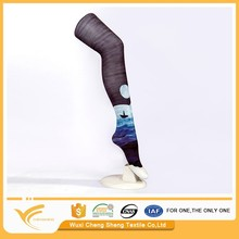 good price high quality cotton reinforced heel and toe pantyhose