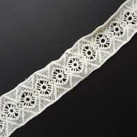 Wholesale cotton embroidery lace fabric